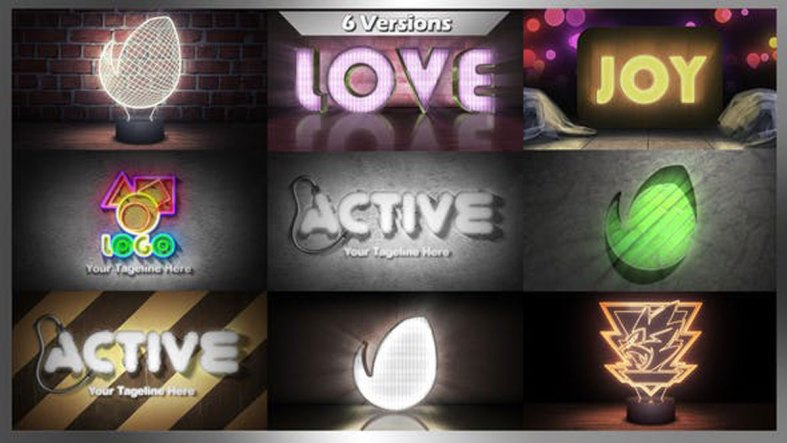 Videohive Lights Intro Pack 27000051