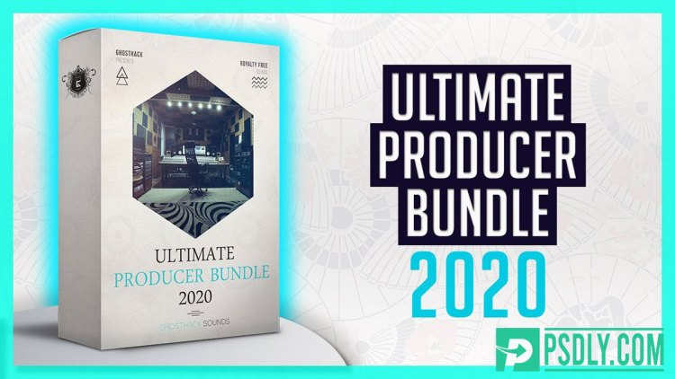 Ghosthack – The Ultimate Producer Bundle 2020