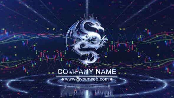 Videohive Economic Logo 23116606