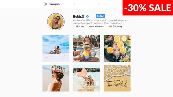 Videohive Instagram Promo 16398284