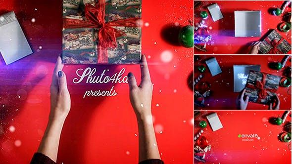 Videohive Christmas Gift 19178848