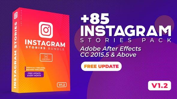 Videohive Instagram Stories Bundle 26682567
