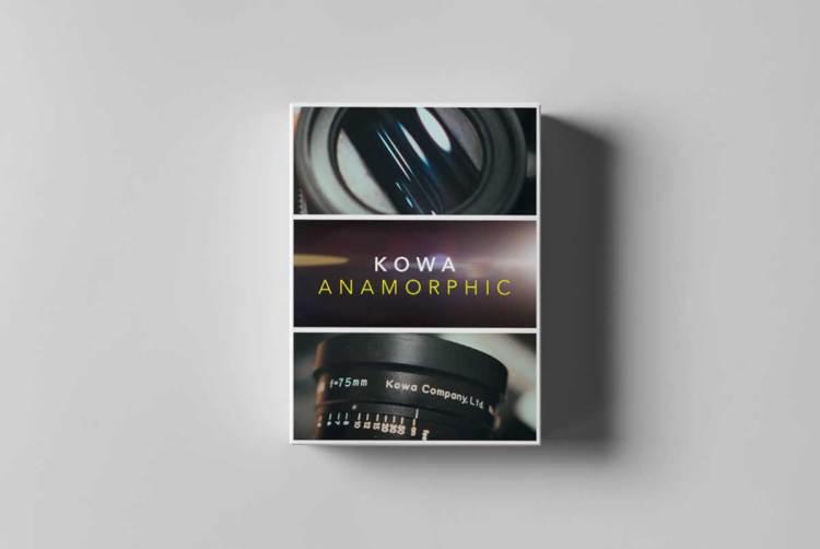 KOWA ANAMORPHIC – TROPIC COLOUR
