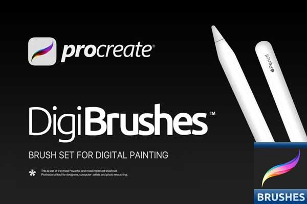 RM Digital Brushes (for Procreate) 5225147