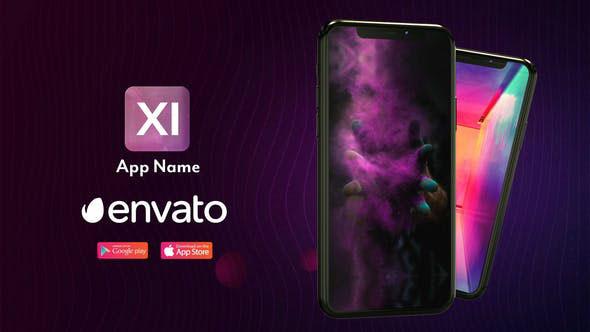 Videohive App Promo Phone 11 24956403