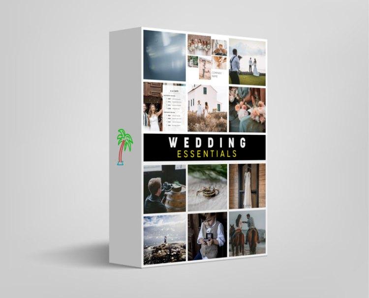 Wedding Essentials – Tropic Colour