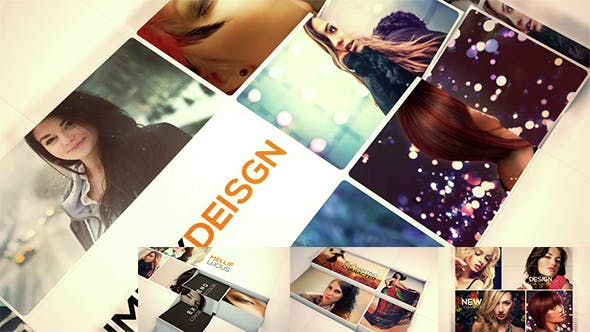 Videohive 3D Cube Display 2 15471385