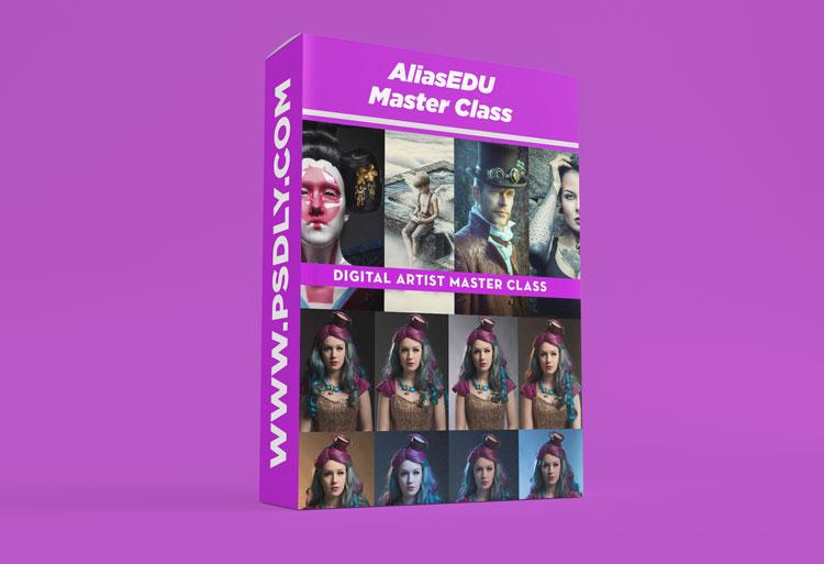 AliasEDU - Digital Artist Master Class