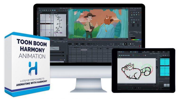 Bloopanimation — Toon Boom Harmony Animation Course