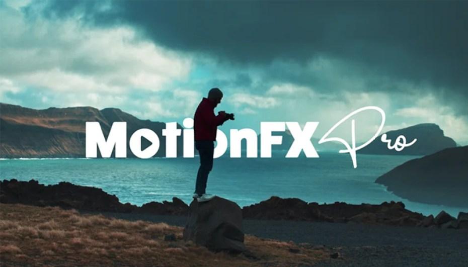MotionFX Pro Video Effects Course 2020 — FlatpackFX
