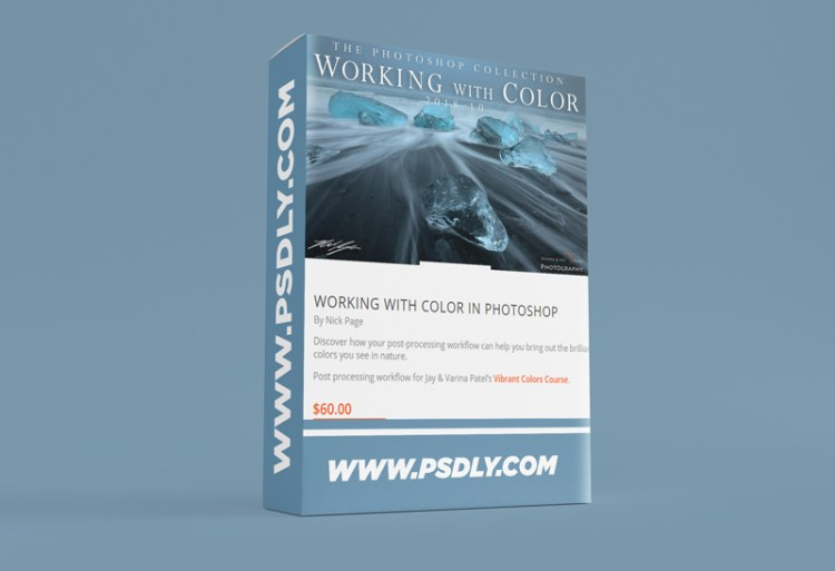 Nick Page - Working with Color in Photoshop