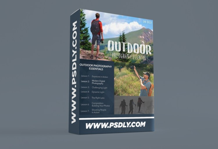 Outdoor Photography Essentials with Dan Bailey