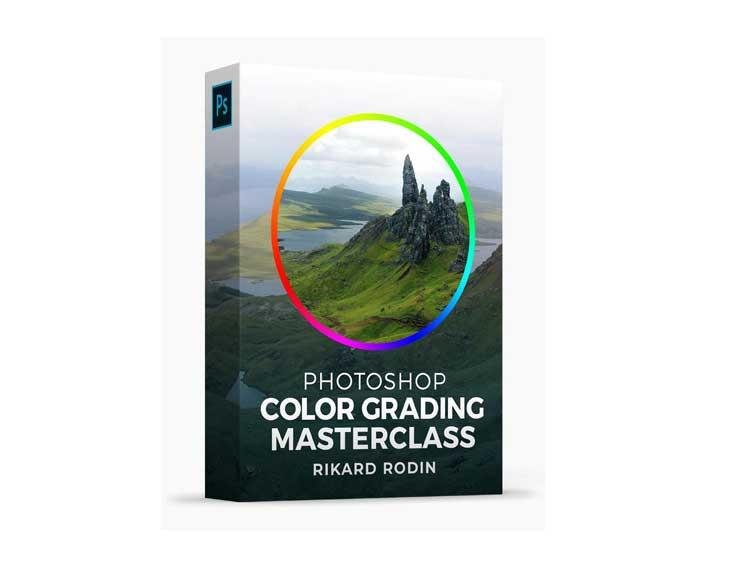 Photoshop Color Grading Masterclass