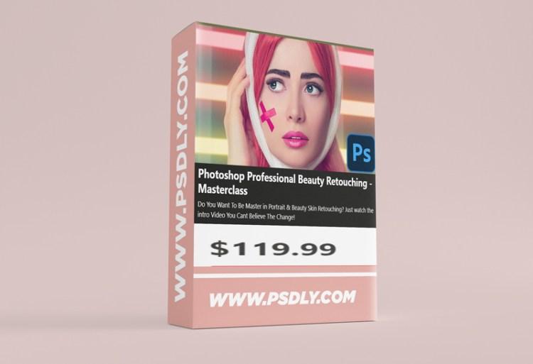 Photoshop Professional Beauty Retouching - Masterclass