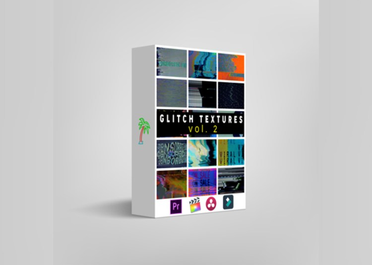 Tropic Colour – Glitch Textures Vol 2