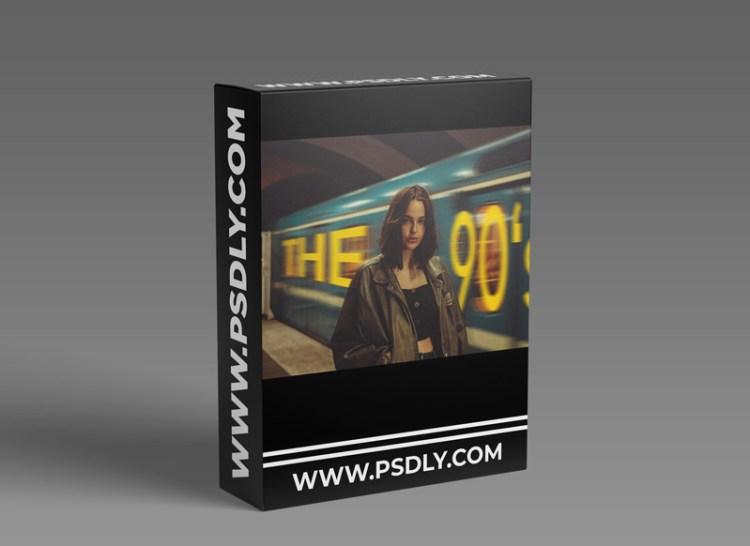 90's - Preset Pack — Kai Böttcher