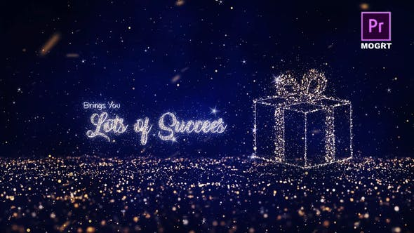 Videohive - Christmas Festive Mogrt - 29722189