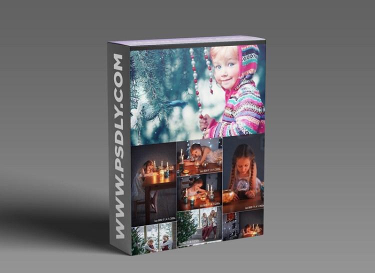 Elena Karneeva - New Years shooting Download
