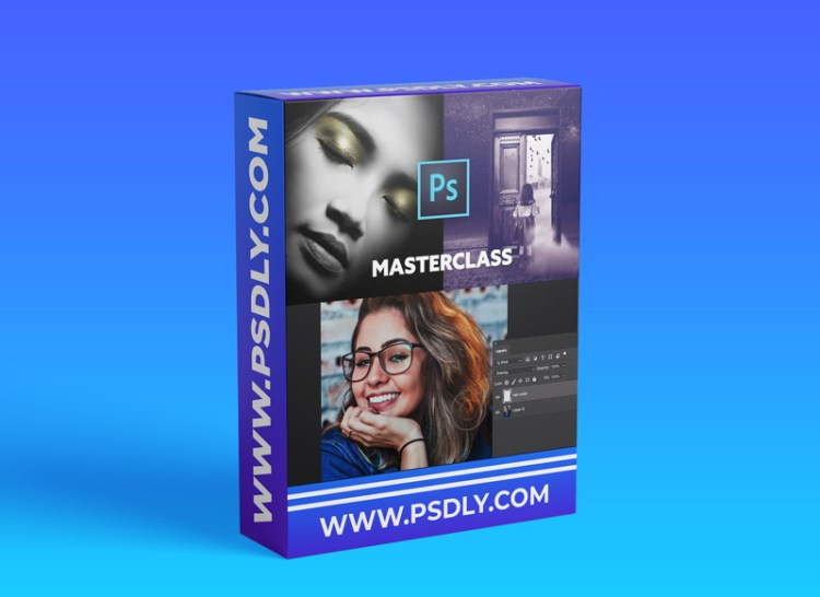 Photoshop Manipulation and Editing Masterclass (Updated) Download