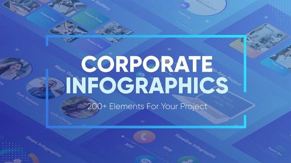 Videohive Corporate Infographics 28457251