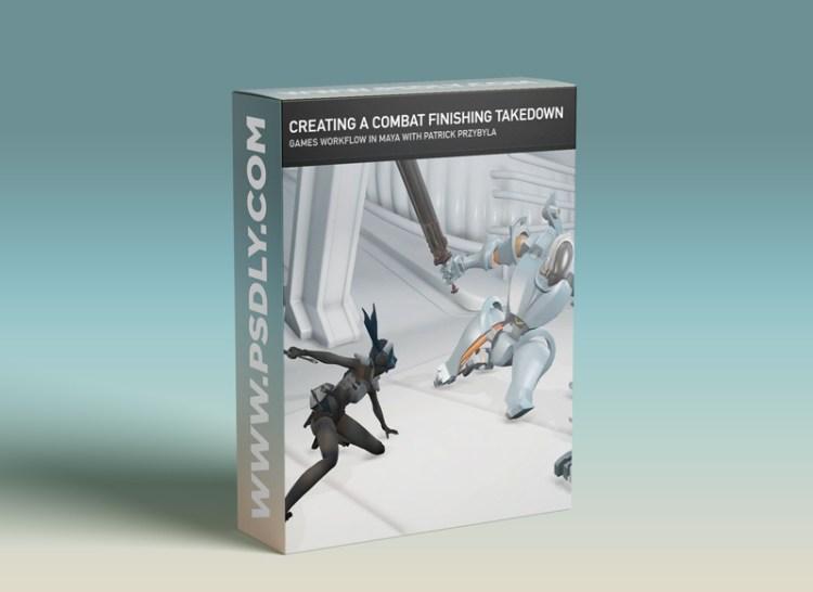 The Gnomon Workshop – Creating a Combat Finishing Takedown