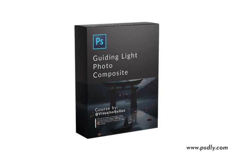 VisualsofJulius – Guiding Light Photo Composite By Julius Kähkönen