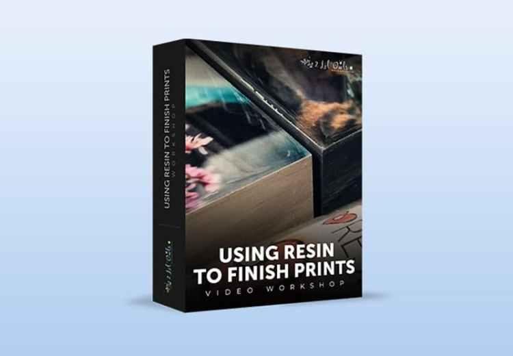 Lenslab - Finishing Prints With Resin - Workshop