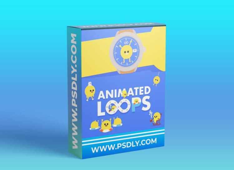 Looping Animation Techniques in Adobe After Effects