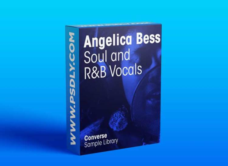 Converse Sample Library Angelica Bess Soul and RnB Vocals
