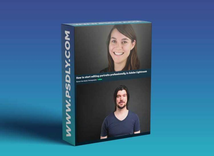 How to start editing portraits professionally in Adobe Lightroom