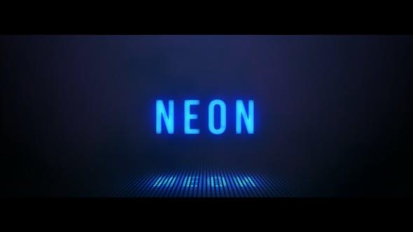 Videohive Neon 22005087