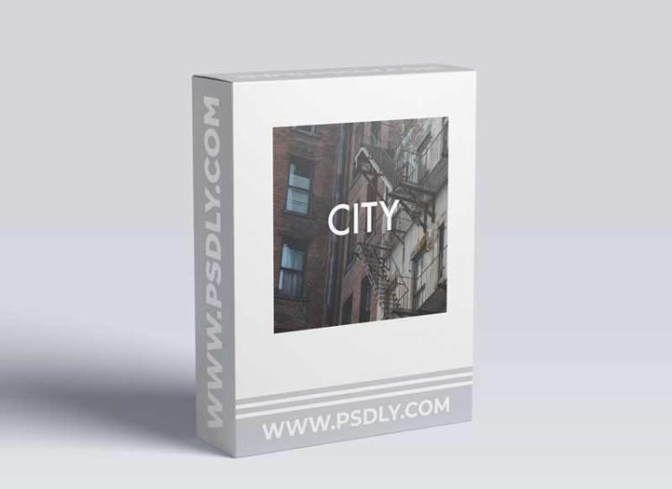 Cinegrain – CITY Luts (Mac/Win) Full Pack