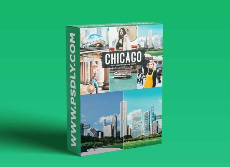 13 Chicago Mobile & Desktop Lightroom Presets 13 Chicago Mobile & Desktop Lightroom Presets