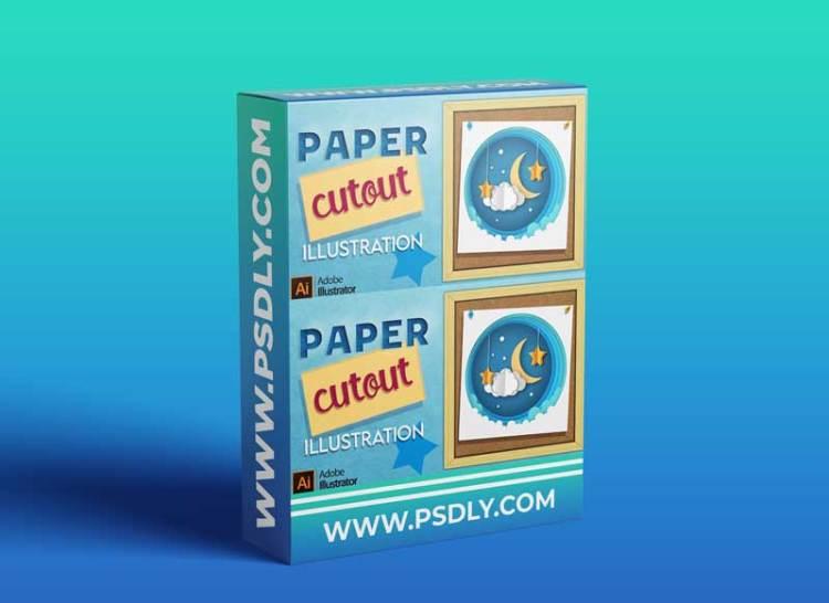 Creating Paper Cutout Illustration in Adobe Illustrator