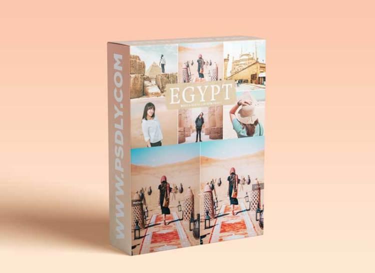 Egypt Mobile & Desktop Lightroom Presets