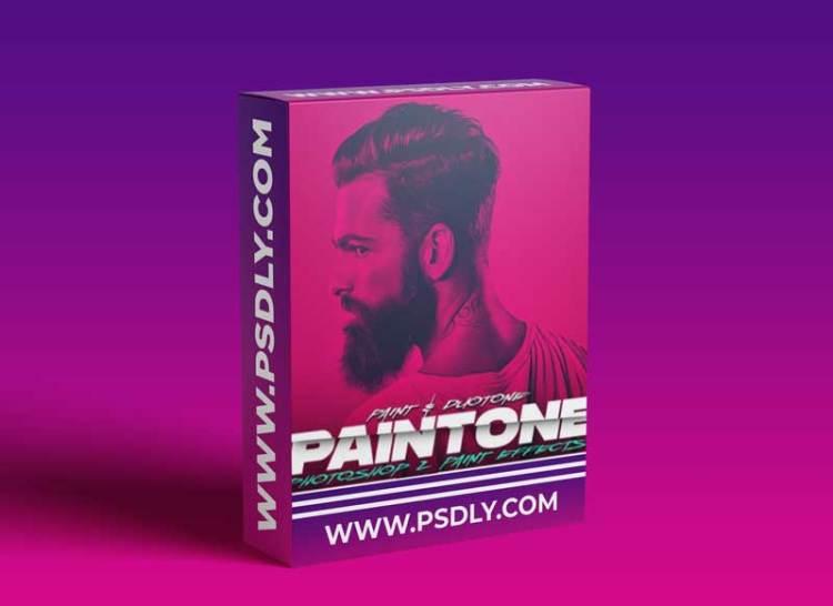 GraphicRiver - Paintone Photoshop Actions 30177792