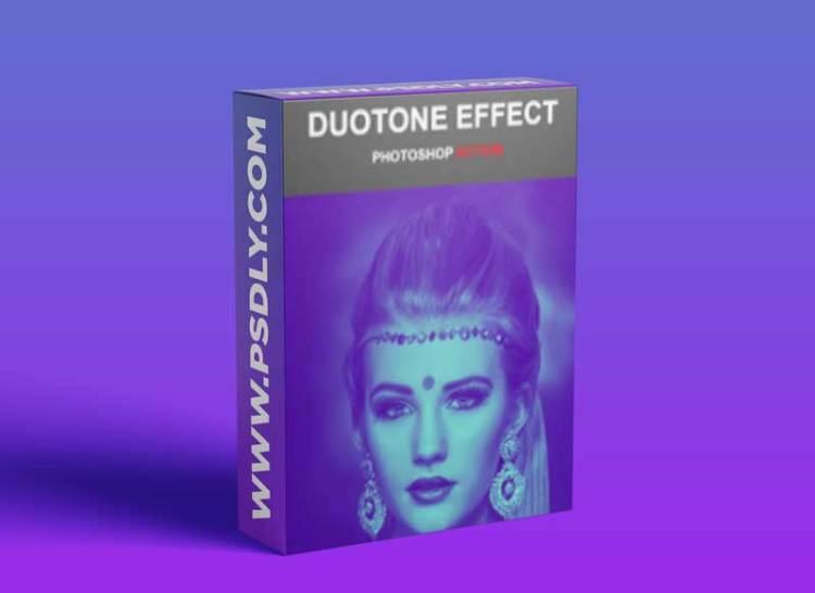 Graphicriver - 22257797 Duotone Effect Photoshop Action