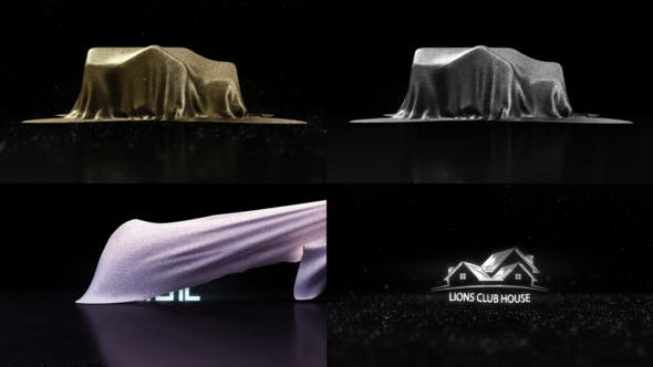 Videohive Luxury Real Estate Logo Reveal 31136061