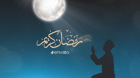 Videohive Ramadan Kareem III After Effects Template 31378995