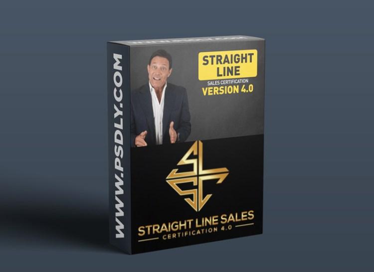 Jordan Belfort Straight Line Sales Cert 4.0