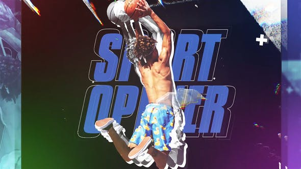 Videohive Sport Action Intro30854773