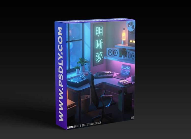Oversampled Lucid Dreaming Lo-fi & Beats Samples + BONUSES
