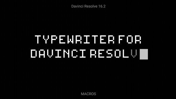 Videohive Typewriter Titles 29986463