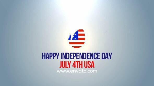 Videohive USA Patriotic Logo 30563717