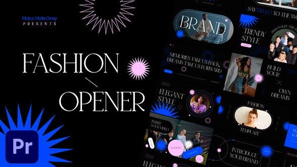Videohive Alice Fashion Opener 31282305