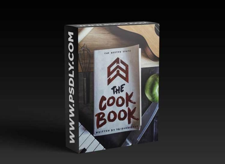 SkipOnDaBeat The Cook Book DRUMKIT
