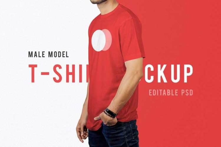 T-Shirt Mockup 04 YP4CP3N