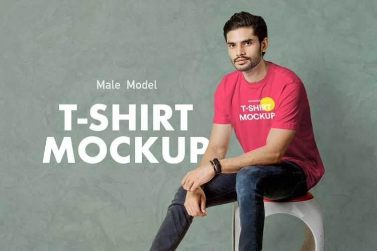 T-Shirt Mockup 11 T34RGPZ