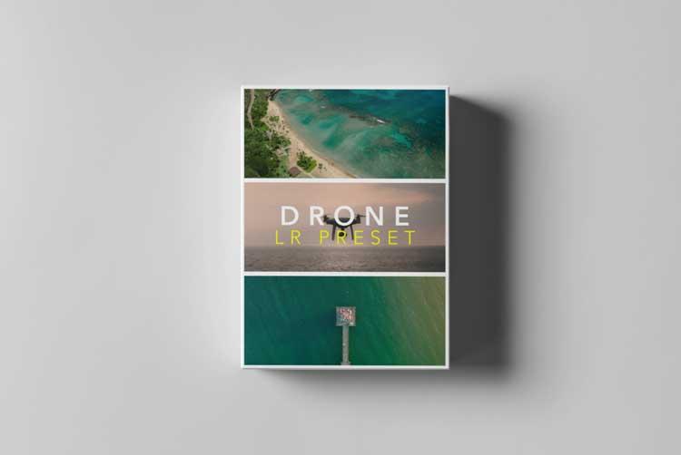 Tropic Colour LR Presets - Drone