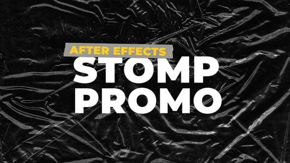 Videohive Dynamic Stomp Promo 31238918